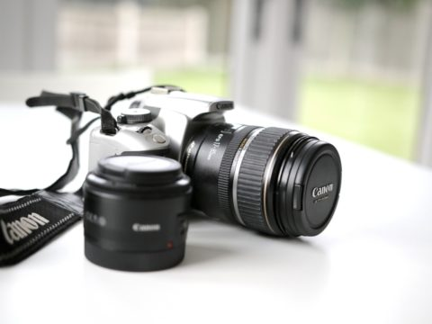 Canon DSLR Camera and Lens Review