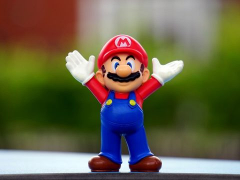 Nintendo is releasing a Mario Game for IOS